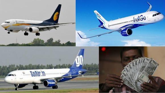ایک ساتھ 3 ایئر لائنز نے نکالے سستے ٹکٹوں کے پیشکش