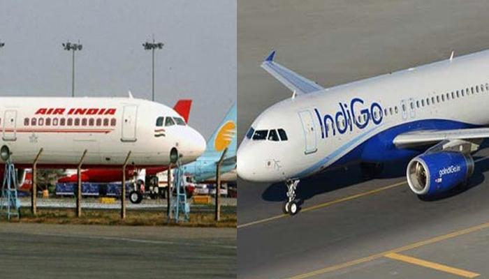انڈگو نے ایئر انڈیا کو خریدنے کی خواہش ظاہر کی
