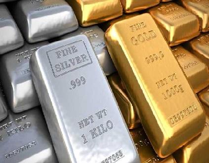 سونا چاندی کی قیمتوں میں اضافہ