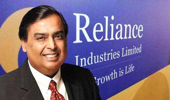 ریلائنس نے تاریخ رقم کی، گیارہ لاکھ کروڑ روپے سے زیادہ مارکٹ سرمایہ والی پہلی کمپنی بنی