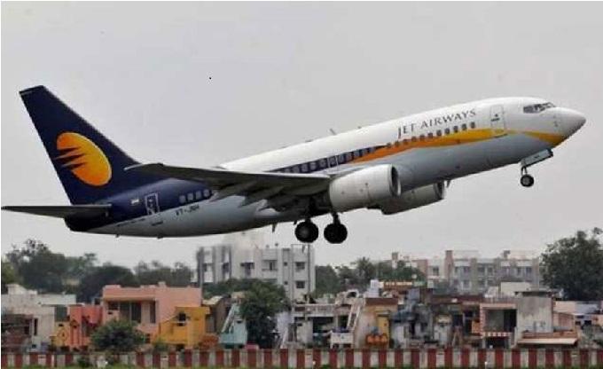 بینکوں کے 8000 ہزار کروڑ روپے لیکر قرض چکانے میں ڈیفالٹر ہوئی جیٹ ایئر ویز