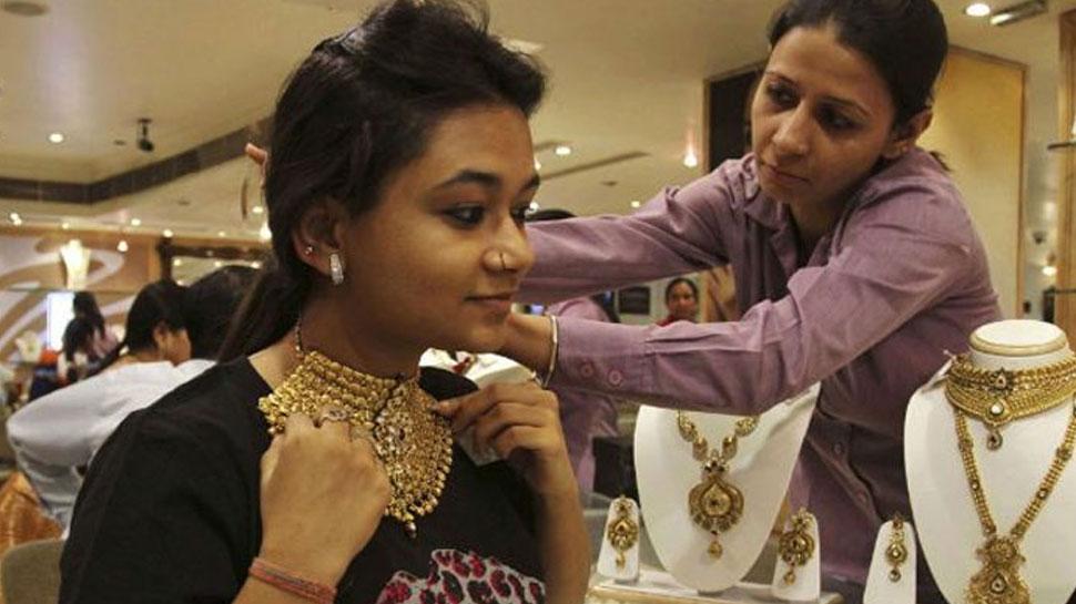 سونا 41 ہزار کے پار، چاندی میں ایک ہزار روپے کا اضافہ