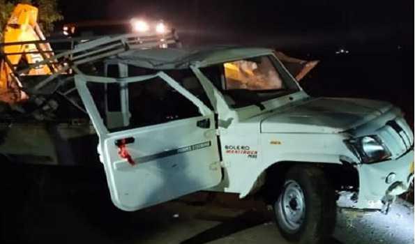 اوڈیشہ سڑک حادثے میں نو ہلاک،13 زخمی