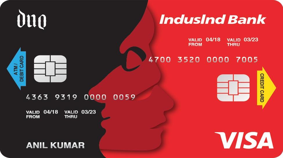 انڈوس اینڈ بینک اب ایک ہی کارڈ میں ڈیبٹ اور کریڈیٹ کارڈ کی سہولت دے گا