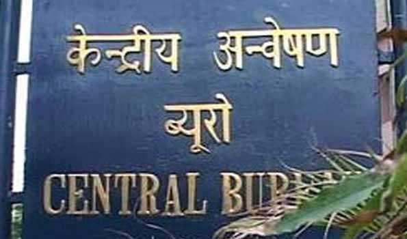 سی بی آئی نے بینک گھپلہ معاملہ میں دہلی سمیت 169 مقامات پر چھاپےمارے