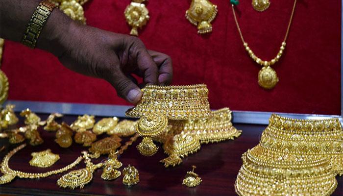 گولڈ فیوچر قیمت میں 119 روپے کی کمی، اب 28508 روپے فی 10 گرام