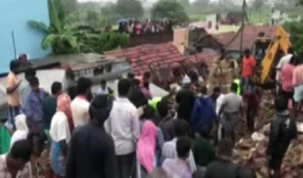 تمل ناڈو میں مکانات منہدم،15افراد ہلاک