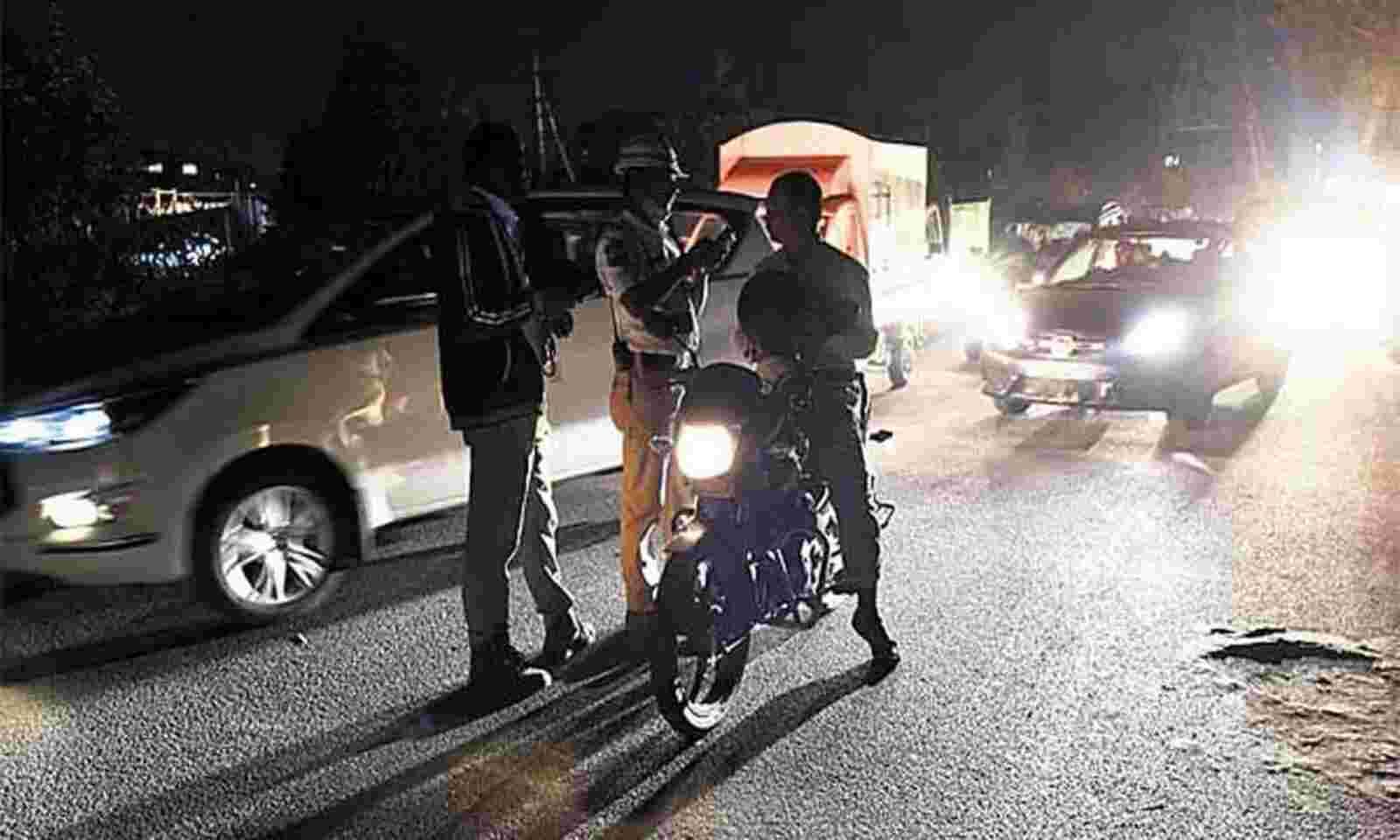 حیدرآباد:حالت نشہ میں گاڑیاں چلانے والے 353افراد کو جیل کی سزا