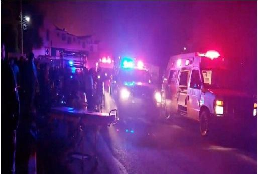 میکسیکو میں پائپ لائن میں آگ لگنے سے حادثہ، 21 لوگوں کی موت