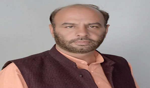 بی جے پی کے سابق ضلع صدر کاگولی مارکر قتل