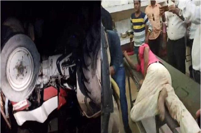 اترپردیش: سیتاپور میں سڑک حادثے میں 8 لوگوں کی موت، 20 سے زائد زخمی