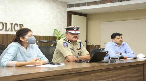 حیدرآباد پولیس نے تیلگو اکیڈمی کیس میں مزید چھ کو کیا گرفتار