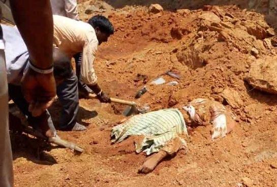 تلنگانہ میں بڑا حاثہ، مٹی کا تودا گرنے سے 10 خاتون مزدوروں کی موت