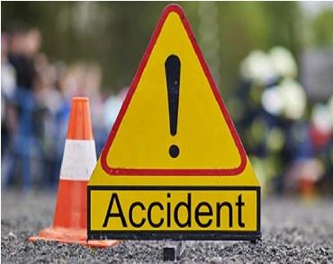 سڑک حادثہ میں بی جے پی لیڈر اور اہلیہ ہلاک
