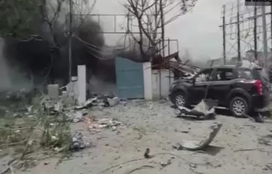 ورنگل:پٹاخہ فیکٹری میں بھیانک آتشزدگی ، 10 افراد ہلاک
