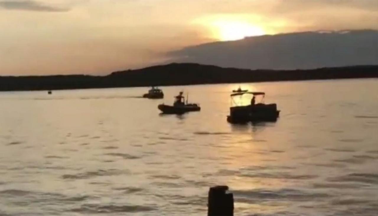 امریکی مسوری میں کشتی ڈوبنے سے 11 ہلاک
