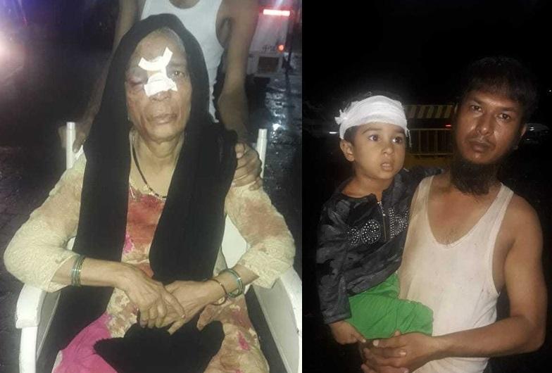 ممبئی: شیواجی نگر میں سوتے ہوئے لوگوں پر گری عمارت، کئی زخمی