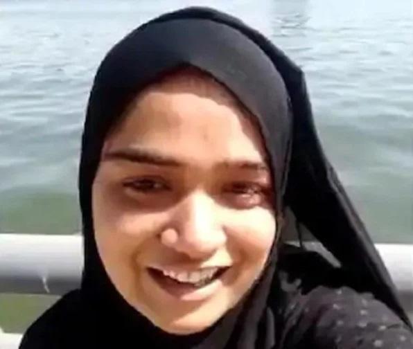 گجرات:جہیز ہراسانی سے تنگ آکر سابرمتی ندی میں کھودی تھی عائشہ