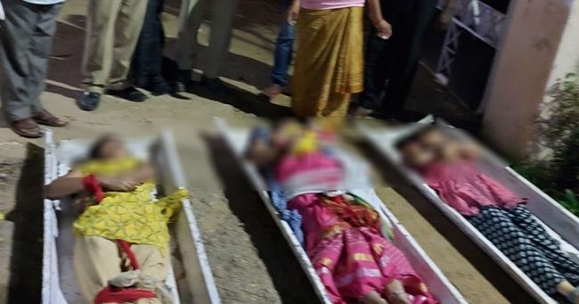 مالی تنگی: کھمم میں ماں نے دو بیٹیوں کے ساتھ کی خودکشی