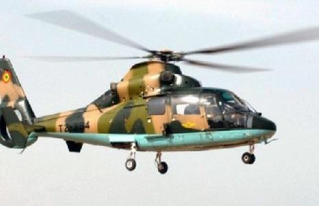 افریقی میں فوجی ہیلی کاپٹر حادثہ، آٹھ ہلاک 13زخمی