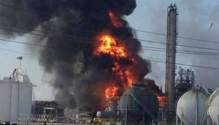 گجرات : فیکٹری میں دھماکے سے پانچ افراد کی موت، 15 زخمی