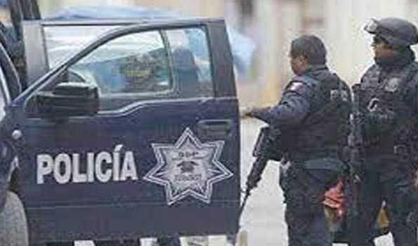 میکسیکو میں جرائم پیشہ افراد کے حملے میں 13 پولیس افسر ہلاک