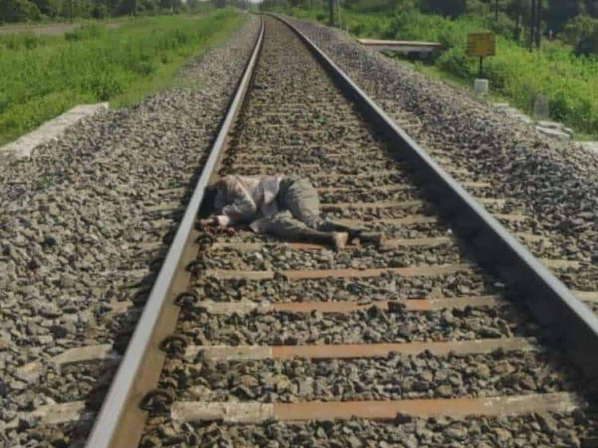 حیدرآباد:عصمت دری اور قتل کے ملزم کی خودکشی