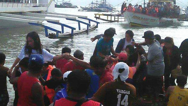 فلپائن میں کشتی حادثے میں 4 ہلاک، 88 لاپتہ