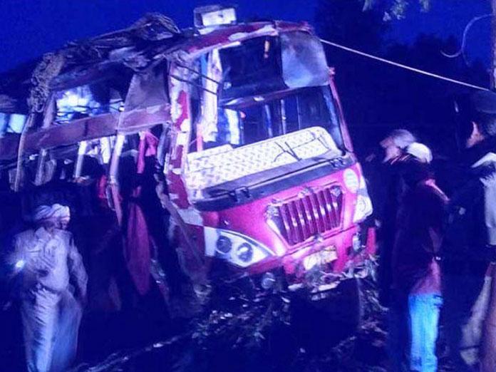 مدھیہ پردیش: شادی کی تقریب سے واپسی کے دوران ایک ہی کنبہ کے 5افراد سمیت 6 کی موت