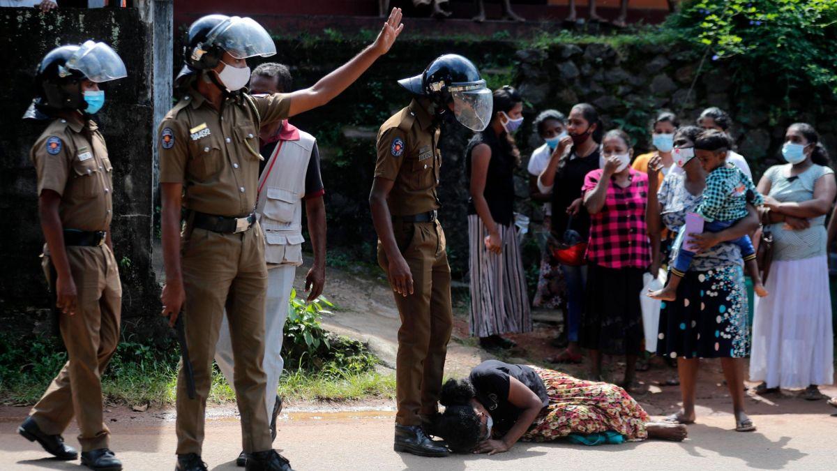 سری لنکاکی جیل میں فساد، آٹھ قیدیوں کی موت، 50 دیگر زخمی