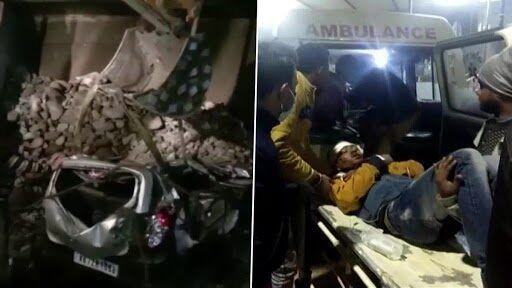 جلپائی گڑی میں تین گاڑیوں کی ٹکر سے 13 لوگوں کی موت،18 زخمی