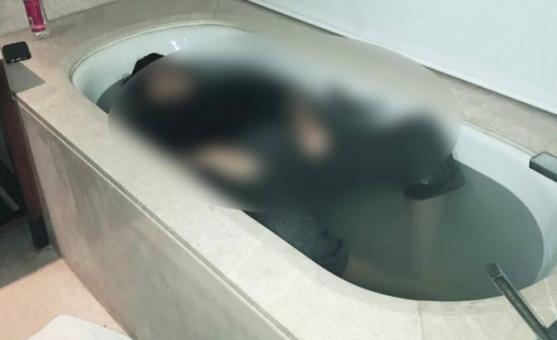 فریدہ آباد: سری دیوی جیسا حادثہ، ہوٹل کے باتھ ڈب میں ملی خاتون کی نعش