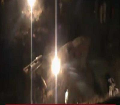 مدھیہ پردیش :بس کھائی میں گری،9افراد ہلاک