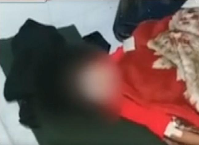 میرٹھ میں 3 سال کی معصوم کے منہ میں پھوڑا بم، بچی کی حالت نازک