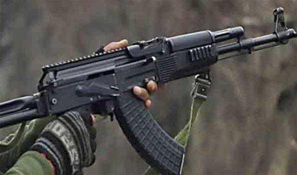 سری نگر میں ایک فوجی افسر نے اپنی سروس رائفل سے اپنی زندگی تمام کردی
