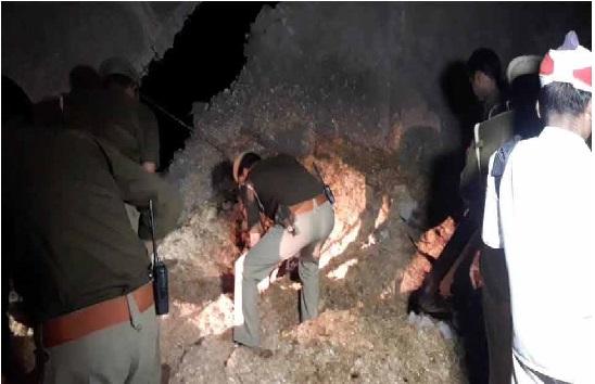یوپی کے بدایوں میں پٹاخہ گودام میں زبردست دھماکہ، 8 کی موت