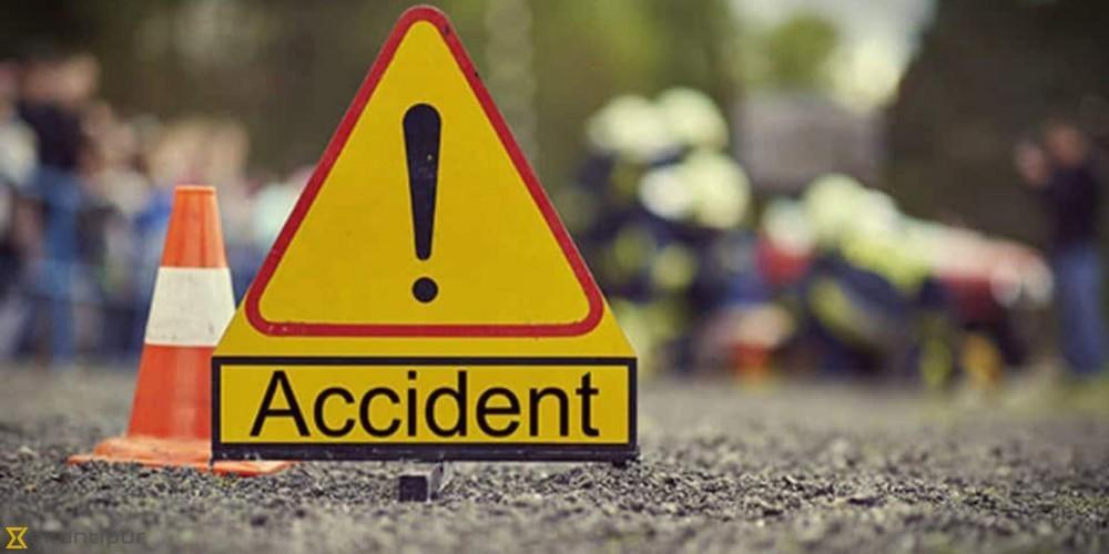 ٹویرا- ٹرک  ٹکر میں چار نو جوانوں کی موت ، دو زخمی
