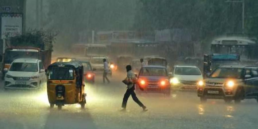 حیدرآباد میں بارش۔سیلار کے پانی میں پھسل کر گرنے سے ایک شخص کی موت