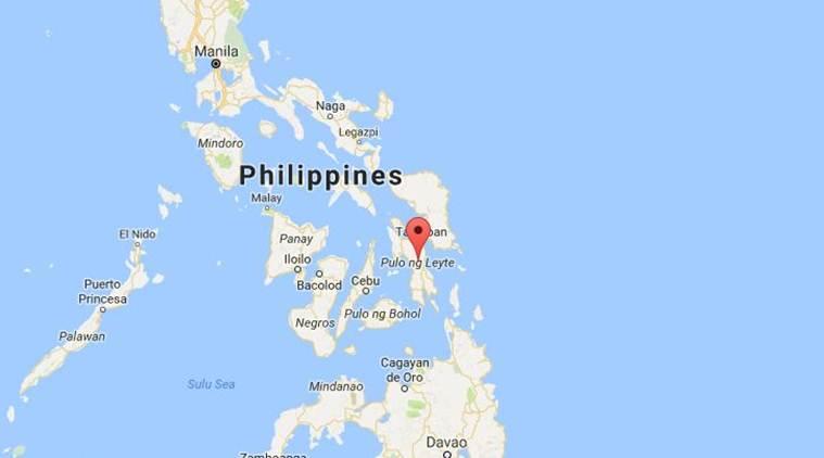 فلپائن :سڑک حادثے میں 19 افراد کی موت ، 22 زخمی