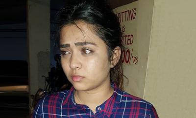 حیدرآباد پولیس نے سیکس ریاکٹ میں کیا اس اداکارہ کو گرفتار