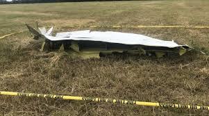 جارجیا میں طیارہ حادثہ، پانچ افراد کی موت