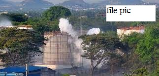 تلنگانہ:گیس کے اخراج سے عوام میں تشویش