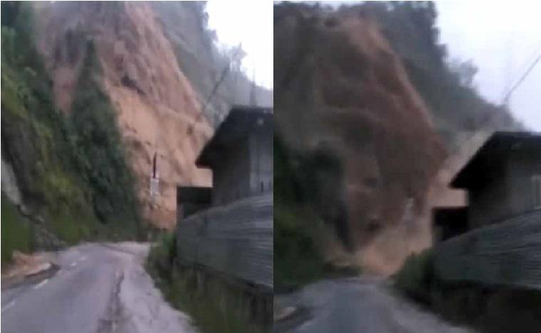 جموں و کشمیر: کشتواڑ میں زمین کھسکنے سے پانچ کی موت، 9 زخمی