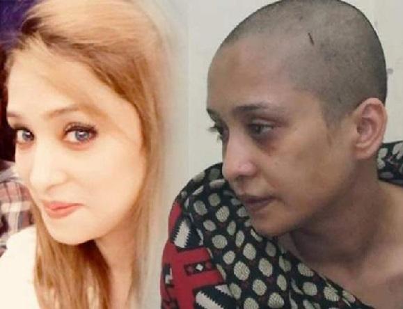 پاکستان: شوہر نے بیوی کا منڈوا دیا سر، ڈانس نہ کرنے پر ہوا ہنگامہ