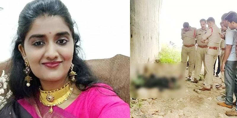 حیدرآباد: وٹرنری ڈاکٹر پرینکاریڈی کی عصمت دری کے بعد قتل۔ 4 افراد گرفتار