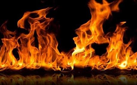 ضلع گنٹورکے مرچ یاردکول اسٹوریج میں آگ لگ گئی