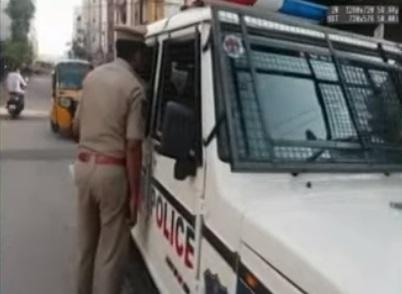 ویزا کی مدت کے اختتام کے باوجود مقیم نائیجرئی باشندے حیدرآباد میں گرفتار