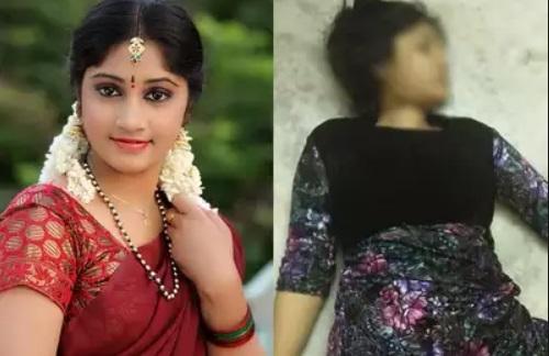 حیدرآباد: ٹی وی اداکارہ نے کی خودکشی، پنکھے سے لٹکی ملی لاش