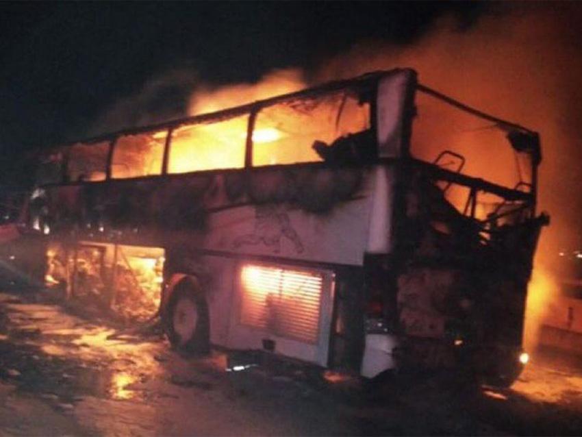 سعودی عرب میں ہوئے سڑک حادثہ میں 35 افراد ہلاک