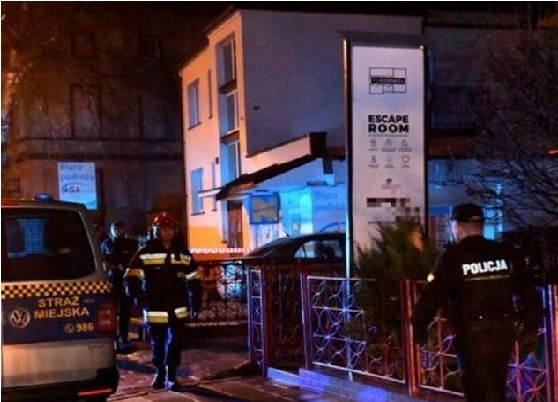 پولینڈ: پزل گیمز کھیلنے والی پانچ کم سن لڑکیاں آتشزدگی میں ہلاک